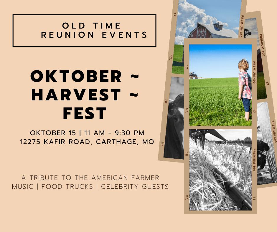 Oktober~Harvest~Fest