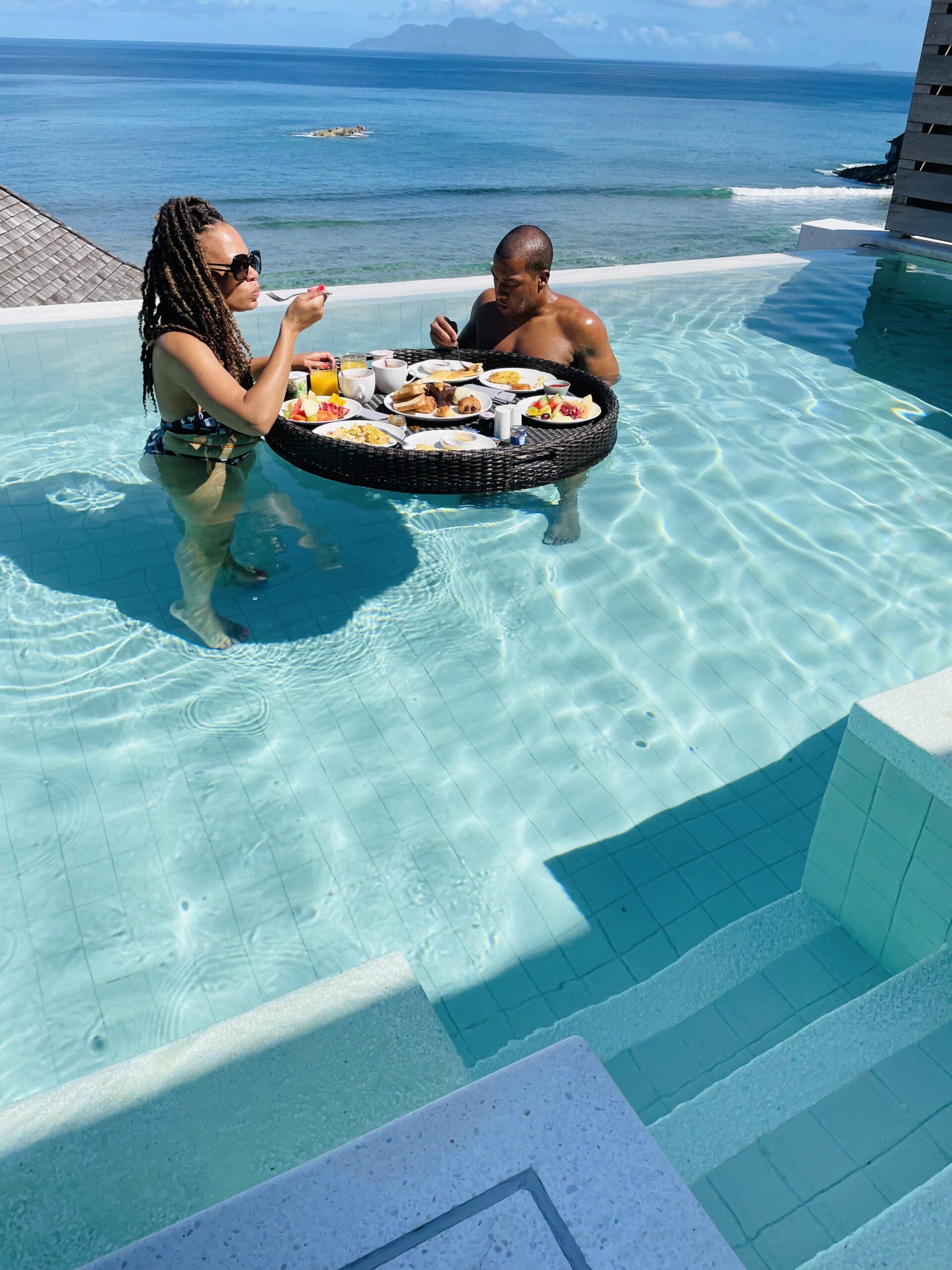 Private Pool Villa Breakfast