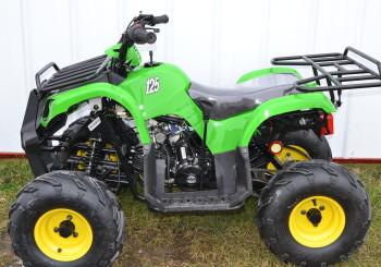 New ATVs