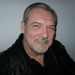Mark Workman, tour manager, lighting designer