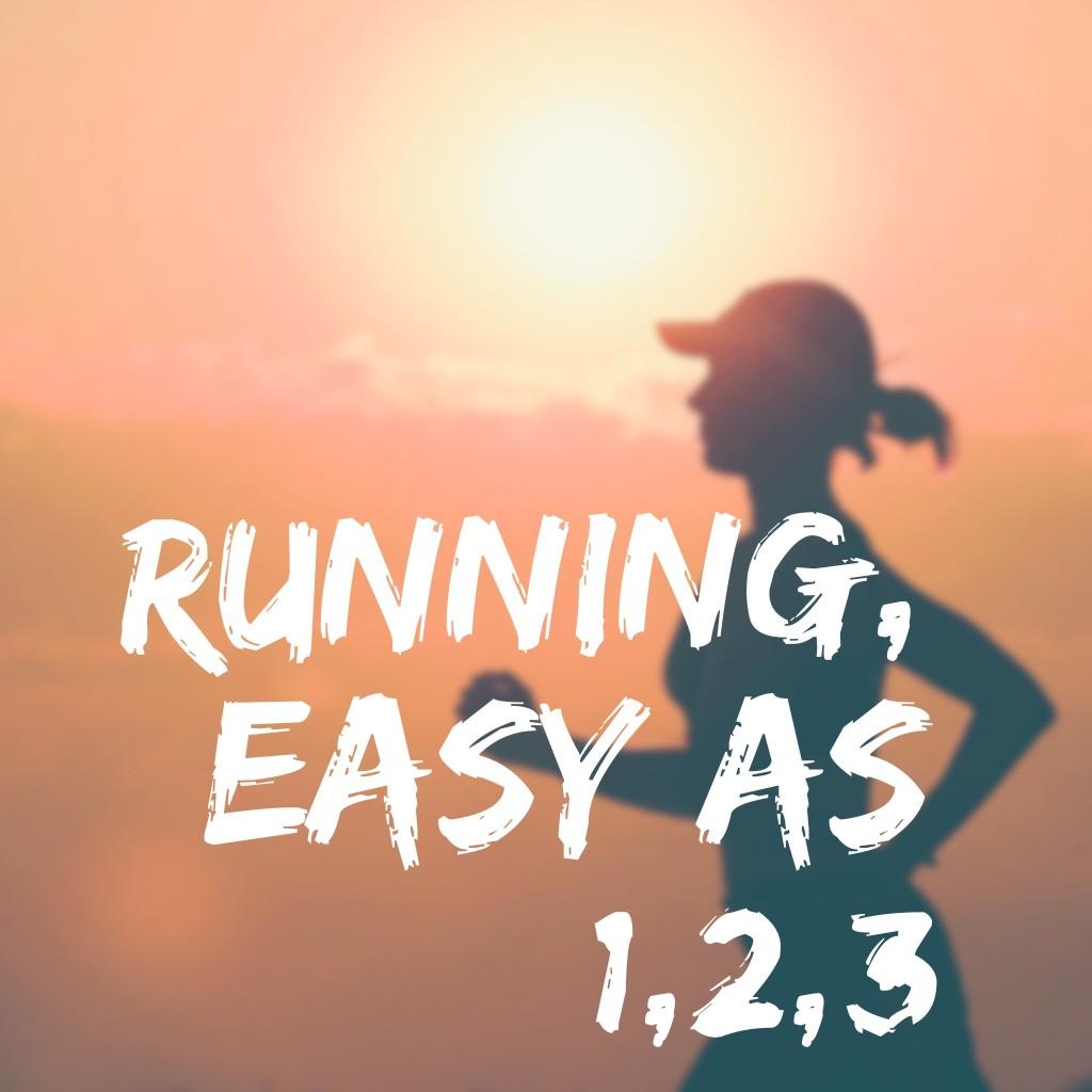 Running, Easy As 1,2,3