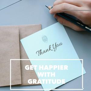 Get Happier With Gratitude