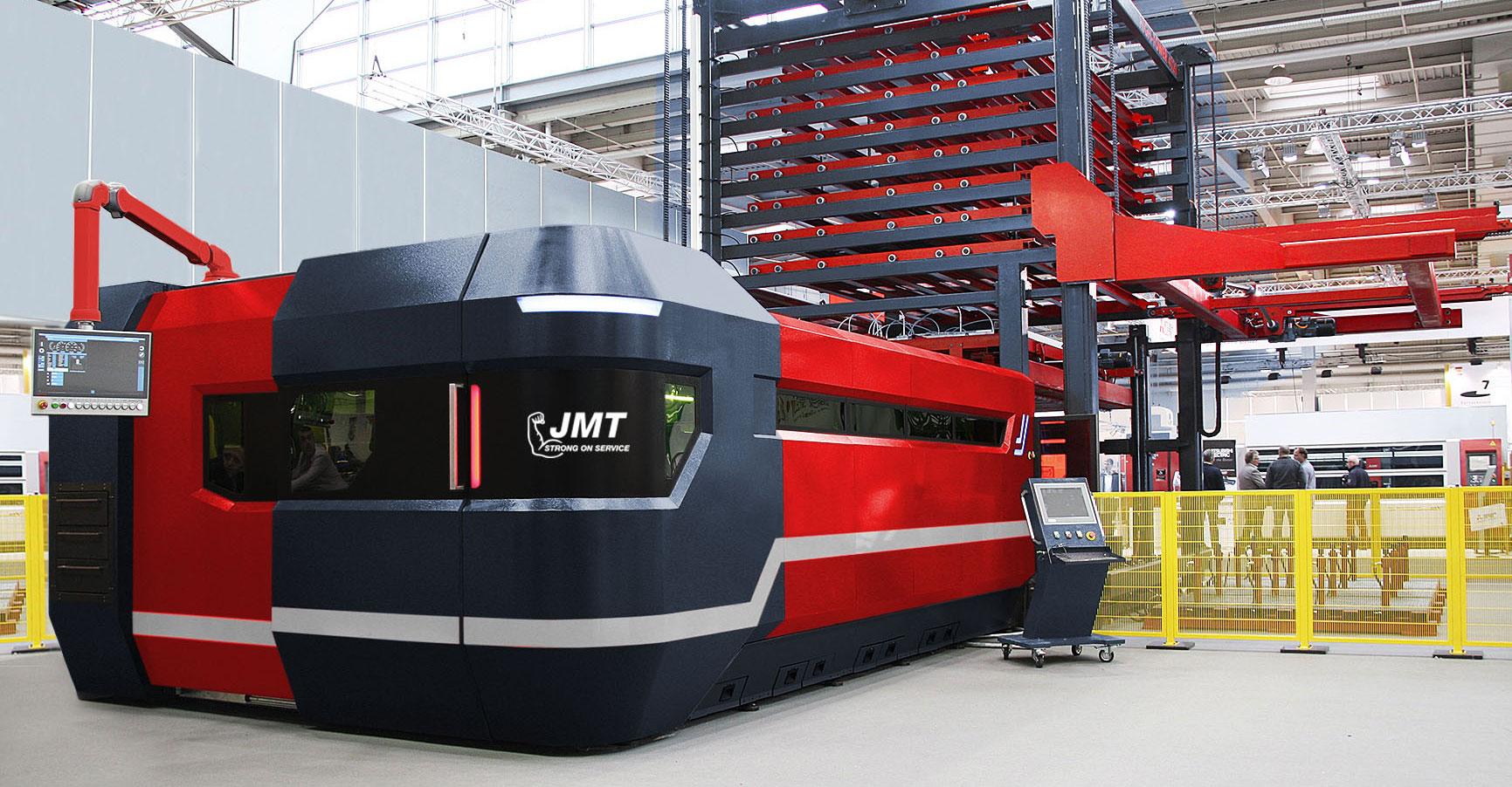 JMT LEO Fiber Laser