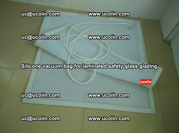 Silicone vacuum bag for safety glazing machine vacuuming,EVALAM EVASAFE EVAFORCE (22)