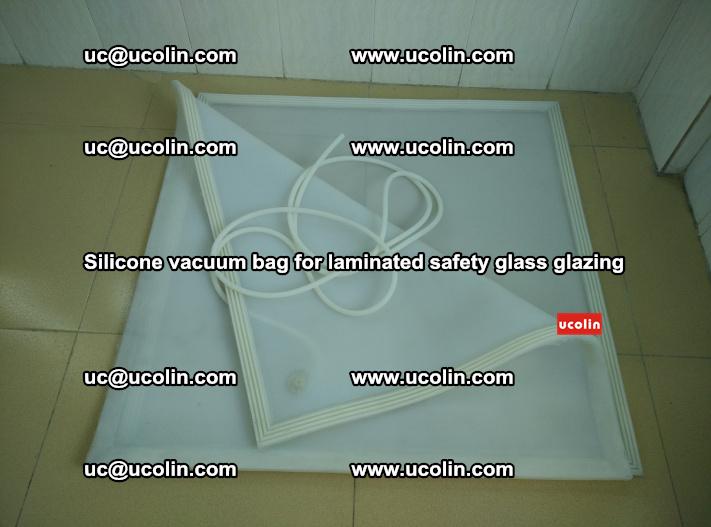 Silicone vacuum bag for safety glazing machine vacuuming,EVALAM EVASAFE EVAFORCE (42)