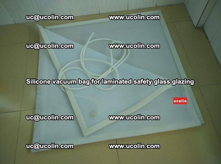 Silicone vacuum bag for safety glazing machine vacuuming,EVALAM EVASAFE EVAFORCE (50)
