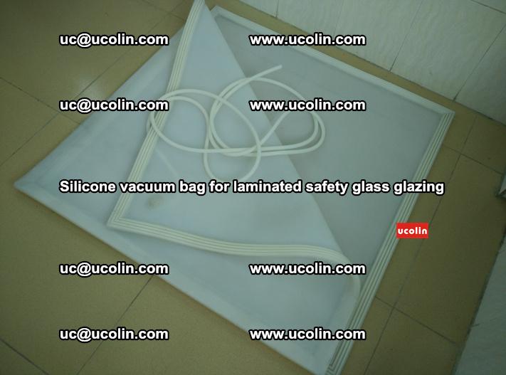 Silicone vacuum bag for safety glazing machine vacuuming,EVALAM EVASAFE EVAFORCE (55)