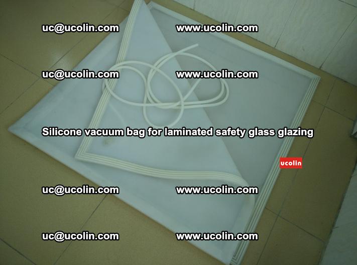 Silicone vacuum bag for safety glazing machine vacuuming,EVALAM EVASAFE EVAFORCE (56)