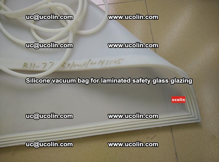 Silicone vacuum bag for safety glazing machine vacuuming,EVALAM EVASAFE EVAFORCE (6)