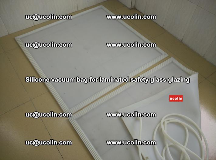 Silicone vacuum bag for safety glazing machine vacuuming,EVALAM EVASAFE EVAFORCE (64)