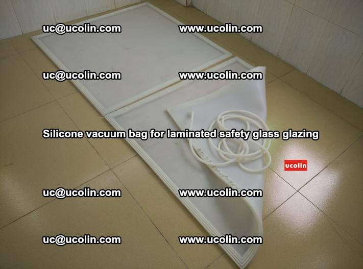 Silicone vacuum bag for safety glazing machine vacuuming,EVALAM EVASAFE EVAFORCE (67)