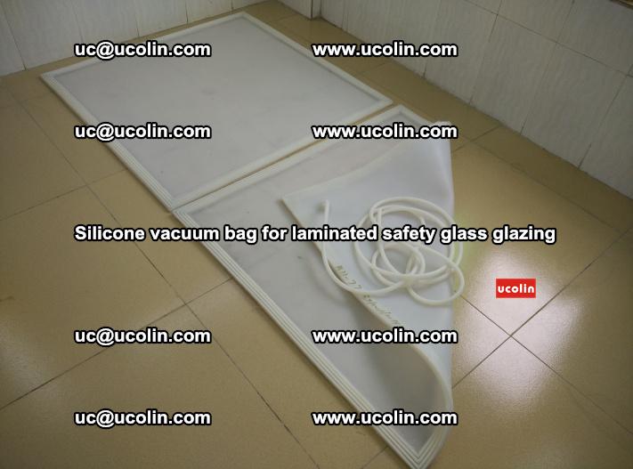 Silicone vacuum bag for safety glazing machine vacuuming,EVALAM EVASAFE EVAFORCE (71)