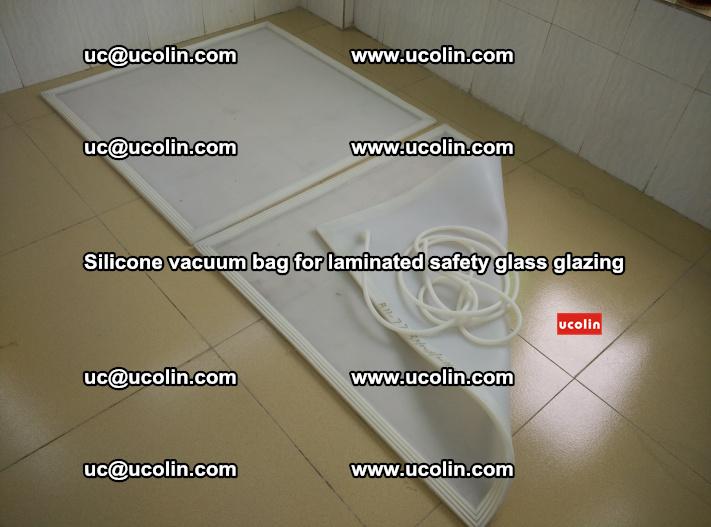 Silicone vacuum bag for safety glazing machine vacuuming,EVALAM EVASAFE EVAFORCE (75)