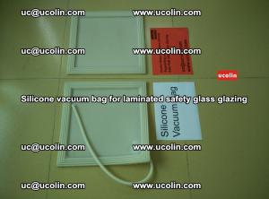 Silicone vacuum bag for safety laminated glalss galzing oven vacuuming (25)