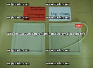 Silicone vacuum bag for safety laminated glalss galzing oven vacuuming (36)