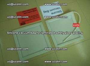 Silicone vacuum bag for safety laminated glalss galzing oven vacuuming (39)