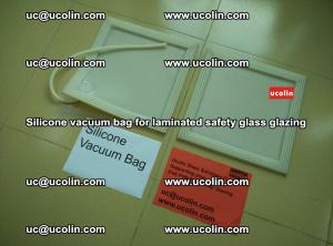 Silicone vacuum bag for safety laminated glalss galzing oven vacuuming (49)