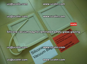 Silicone vacuum bag for safety laminated glalss galzing oven vacuuming (59)