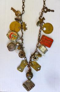 necklace by Ellen Benson