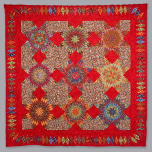 quilt by Sarah Bond