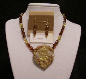 jewelry by Sheila and Deborah Brown