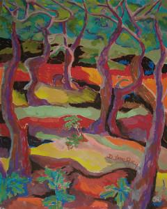 painting by Doris Grey