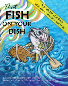 That Fish on Your Dish, a book by Ellen Marcus