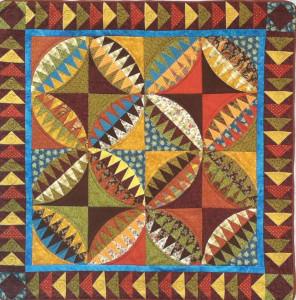 quilt, Autumn Spice