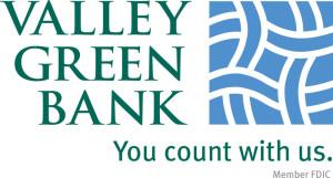 Valley Green Bank logo