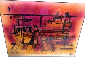 Sunset Sound by Chuck Snyder