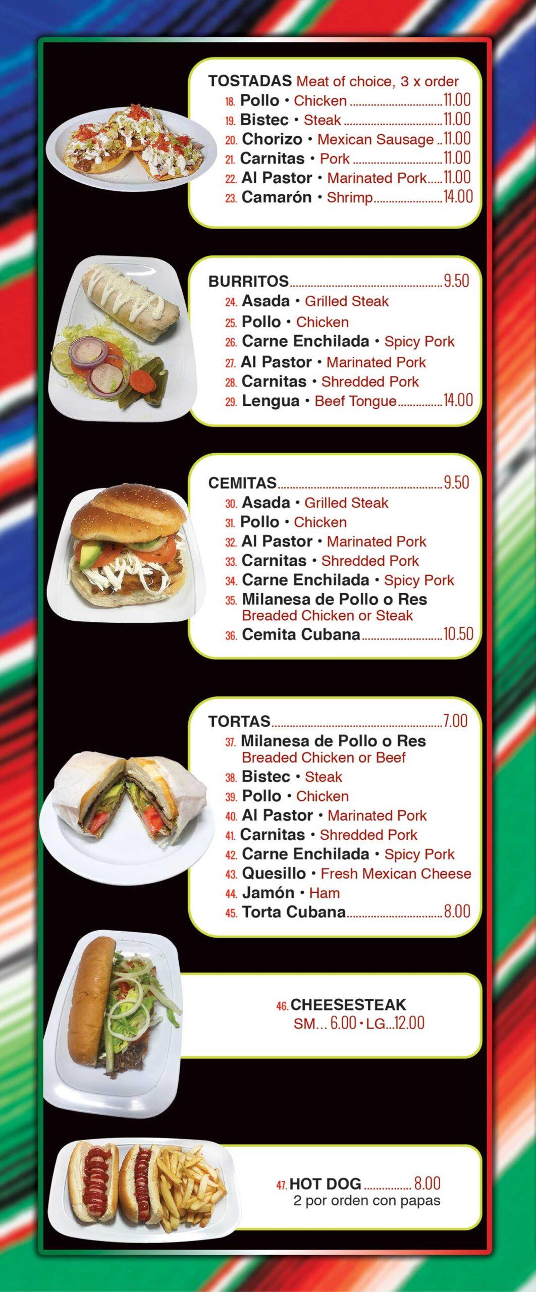 Taqueria-El-Oaxaqueno-Menu-Page-3