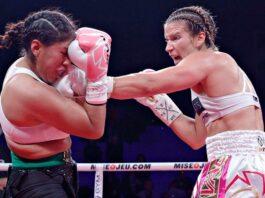 muere boxeadora mexicana