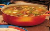 Ham & Vegetable Soup