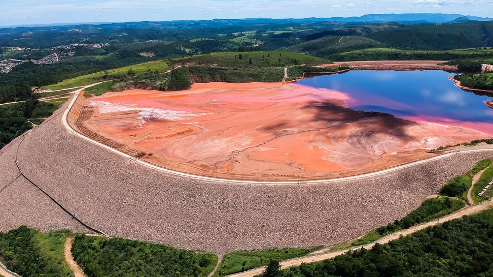 Barragens de Mineração e Rejeitos