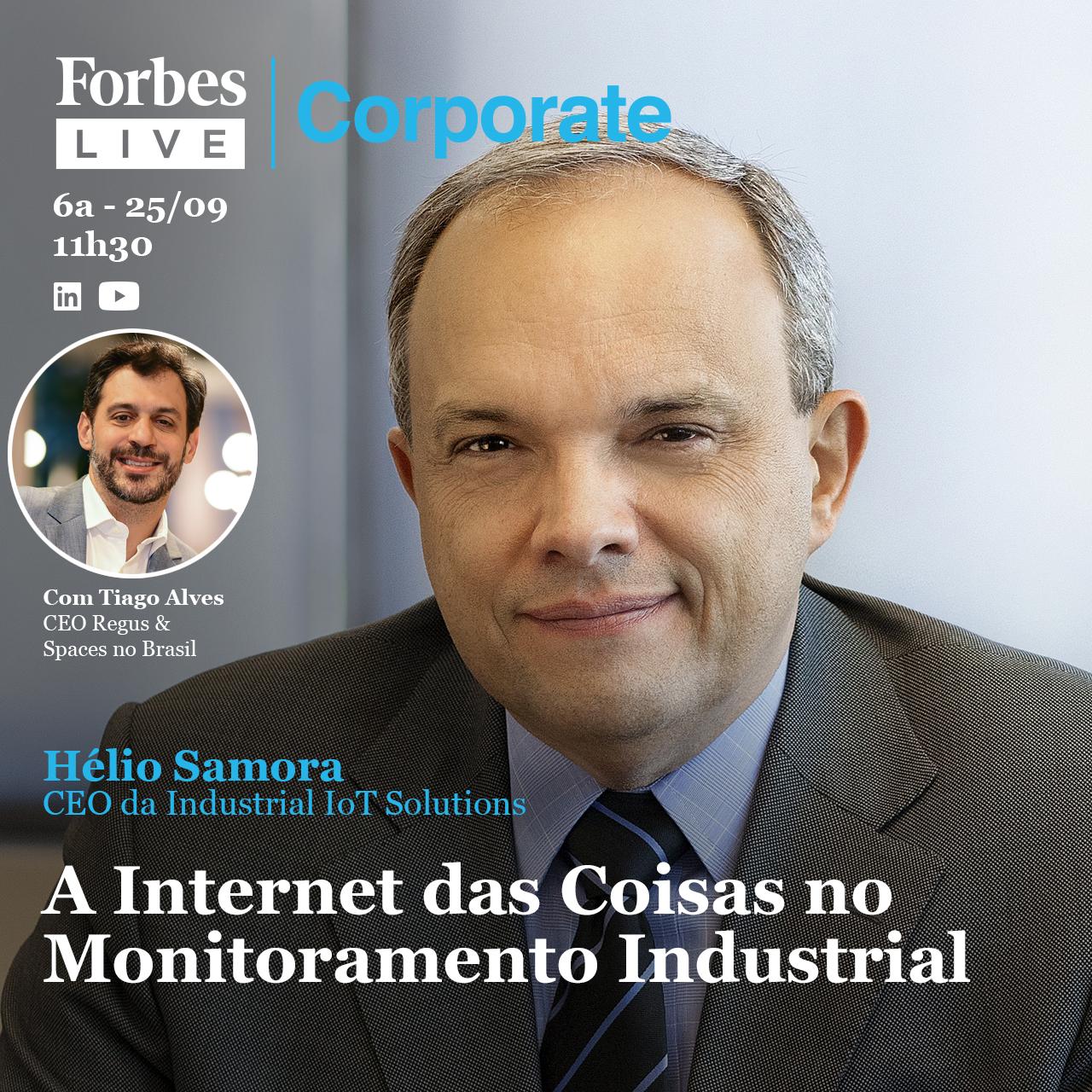 IoT no monitoramento industrial