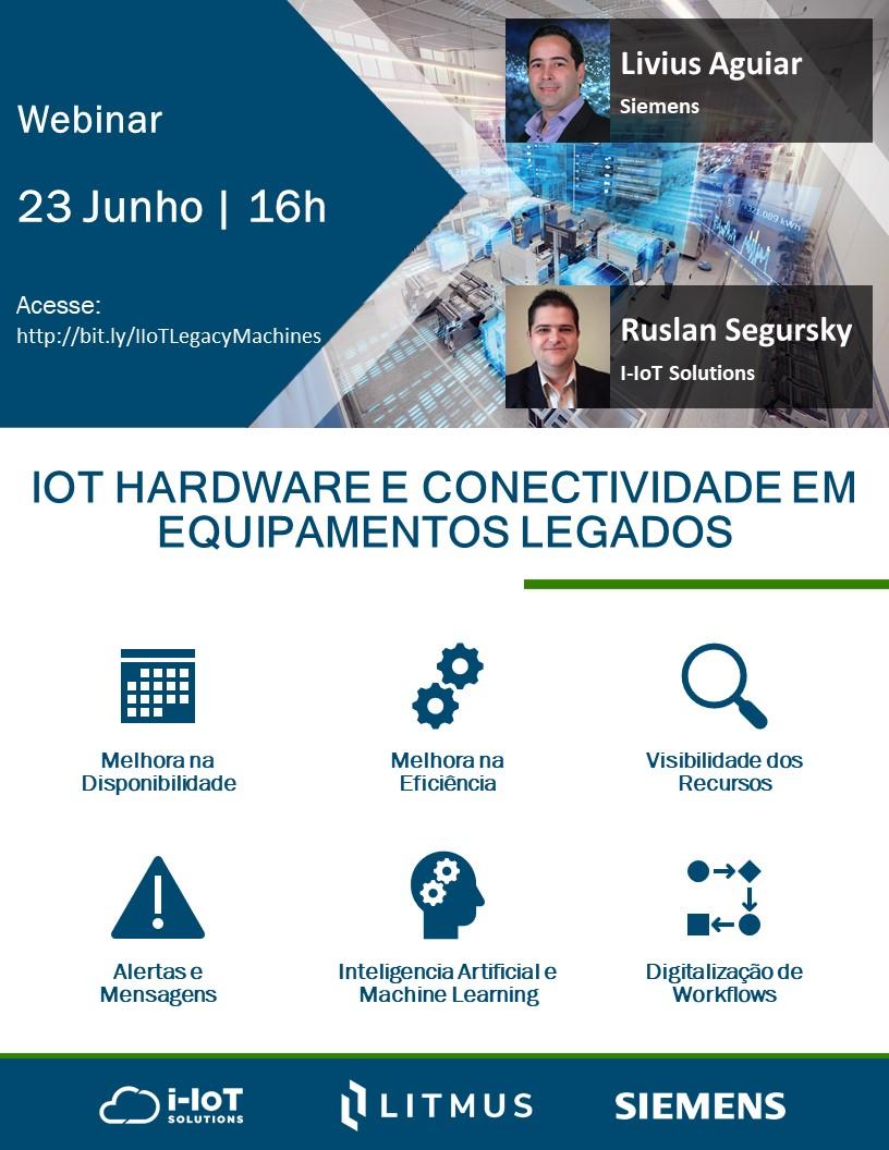 IoT Hardware e conectividade em equipamentos legados