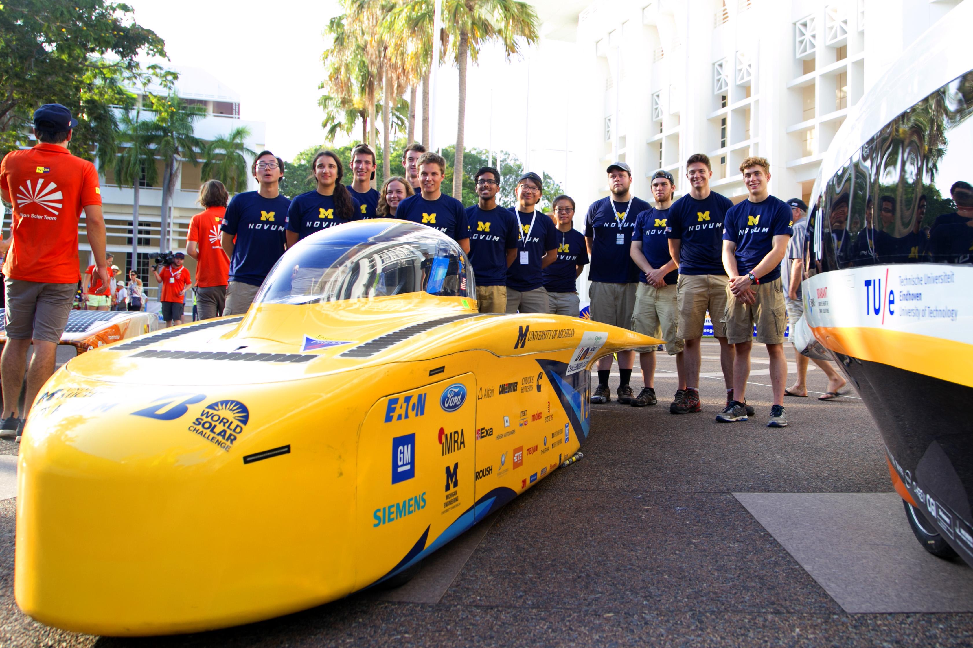 Michigan Solar Car Team