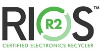 R2 RIOS Certified Electronics Recycler Logo