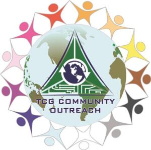 TCG Community Outreach Logo