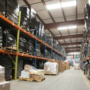 TCG warehouse