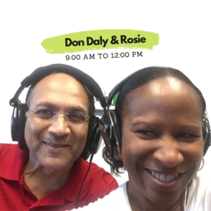 Don Daly & Rosie