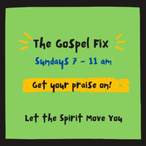 The Gospel Fix