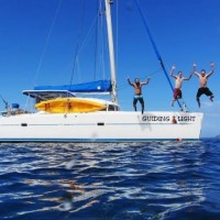 Charter Yacht Guiding Light