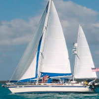 Crewed Caribbean Yacht Chartering