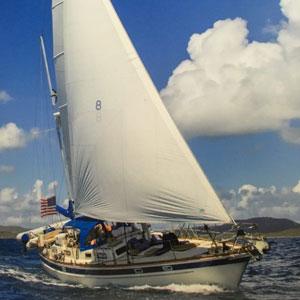Seawitch Mono-hull