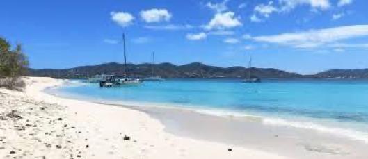 Turtle Beach, Buck Island, St. Croix