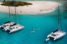 U.S. Virgin Islands Yacht Charters Destinations