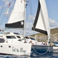 Charter Yacht Feel the Magic