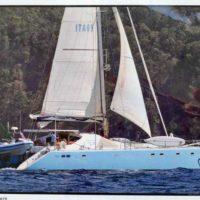 Charter Yacht Sagittarius