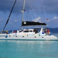 Charter Yacht Turquoise Turtle